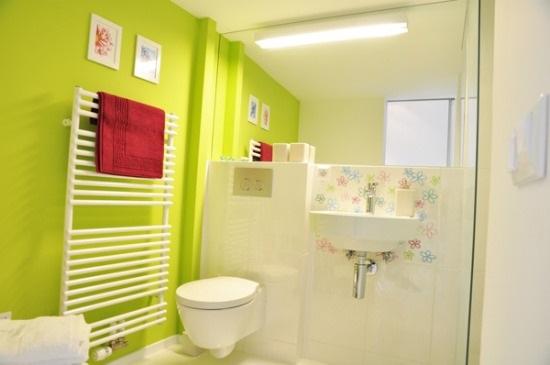 Pareti Colorate Verde Acido ~ Ispirazione design casa