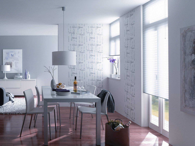 Decorare con le posate si pu architettura e design a roma - Carta parati cucina ...