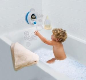.amazon di summer infant questo apparecchio crea bolle di sapone per un bagnetto magico 14.99