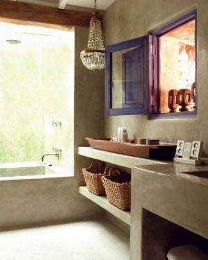 Anche in bagno.. - Architettura e design a Roma
