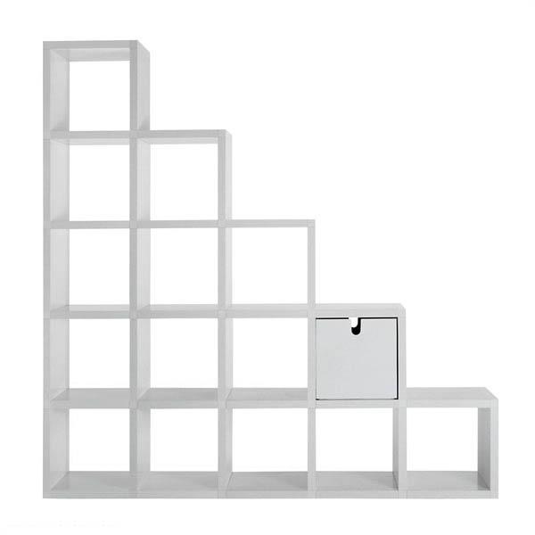 libreria componibile kartell