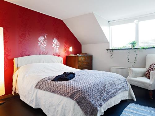 Mansarda mon amour architettura e design a roma - Colori per la camera ...