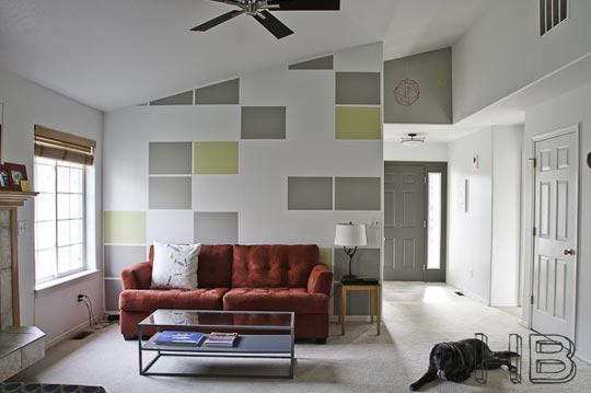 Glitter Sulla Parete : E tu di che colore vuoi dipingere le pareti