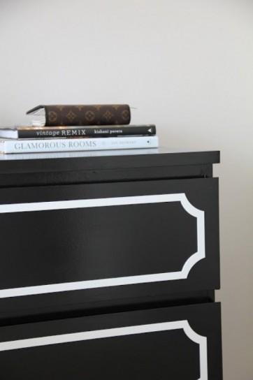 aaamobile-nero-e-cornice bianca con carta adesiva