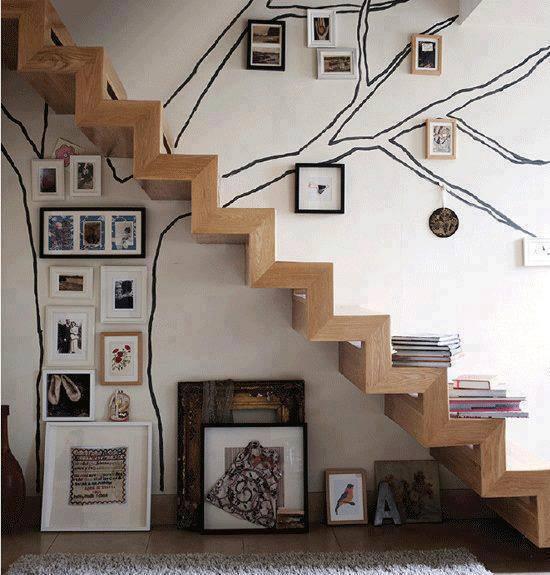 decorazioni pareti interior design : Bellissimo albero genealogico disegnato sulla parte della nostra amata ...