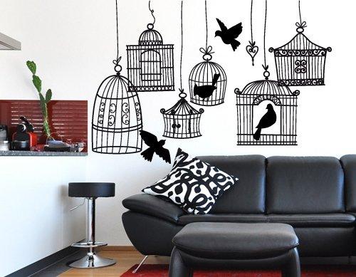 stickers gabbeiette uccelli