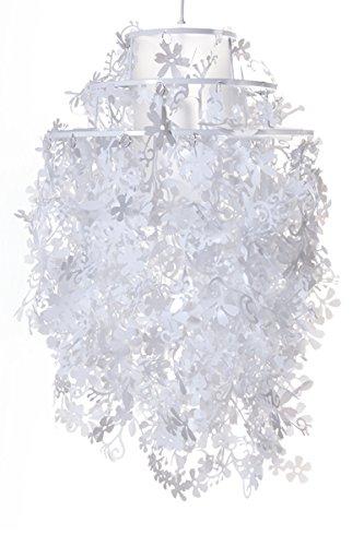 arredare con i fiori lampadario