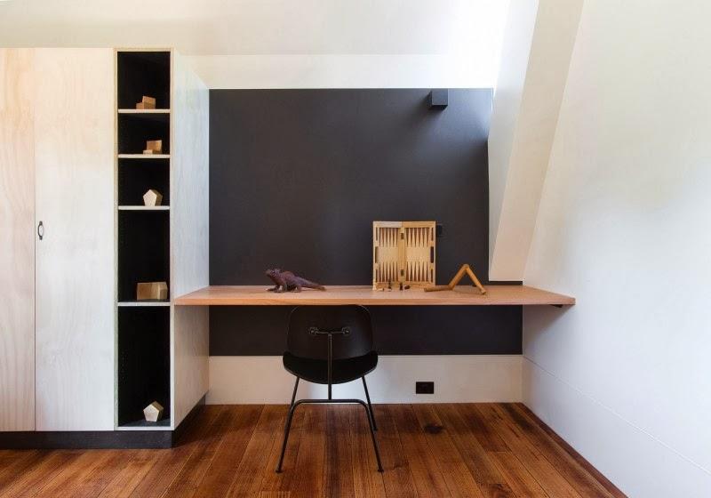 Postazione Computer In Salotto.Home Office Per Tutti I Gusti Architettura E Design A Roma