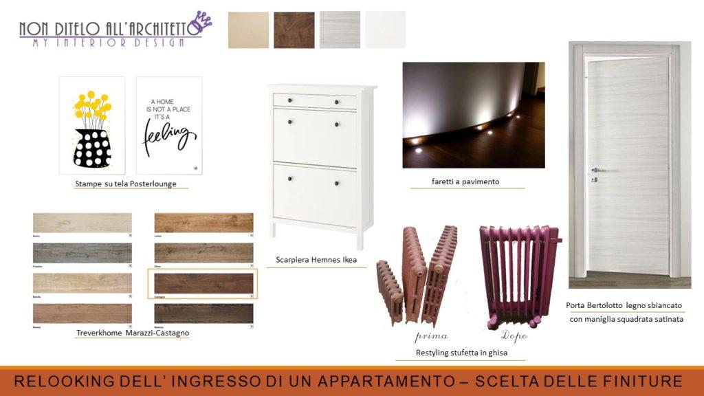 Ikea Hemnes Cassettiera Con Specchio.I Segreti Per Arredare Ingresso E Corridoio Architettura E
