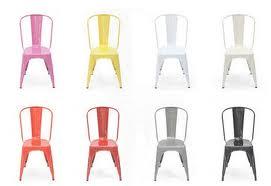 design sedia tolix modello a