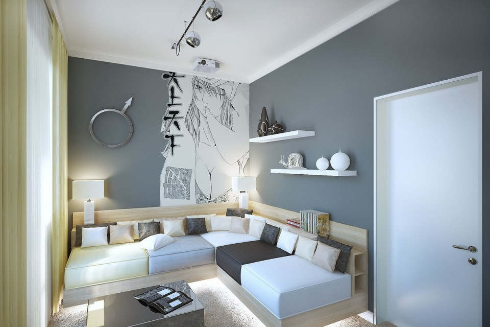 manga decor