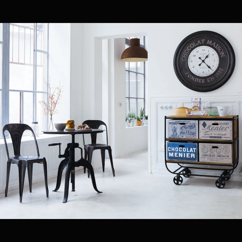 orologio sedie chaise multipl's 119.00 eu maisone du monde