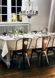 pranzo natale industrial shabby chic