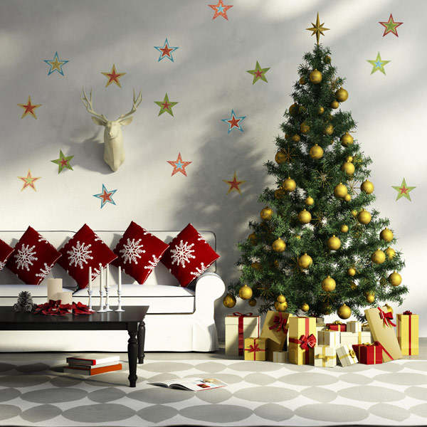 Red-Christmas-Interior-5