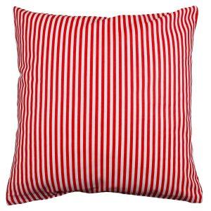 amazon-federa-40-x-40-cm-strisce-5-mm-rosso-a-righe-federa-cuscino-in-cotone-con-chiusura-lampo