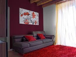 Colore Pareti Bordeaux : Arredare con il rosso a natale e tutto lanno architettura e