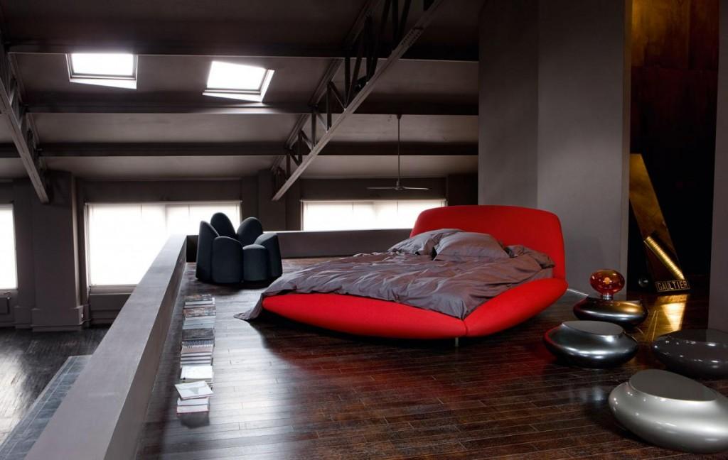 letto loft