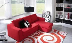Divano Rosso E Nero : Arredare con il rosso a natale e tutto l anno architettura e