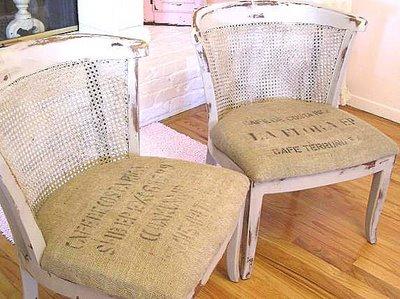 sedute rinnovare le sedie