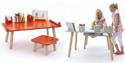 .bimbigrowing table la scrivania che cresce con il vostro bambino swiss miss