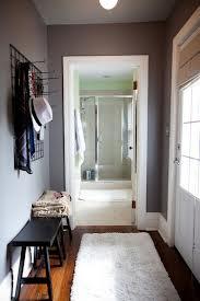 colore grigio attacapanni panca tappeto pareti color grigio