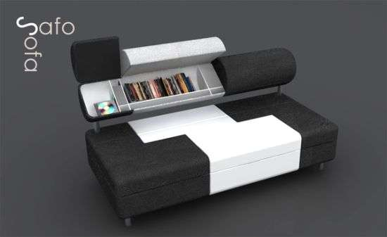 design divano the safo sofa bybaita design