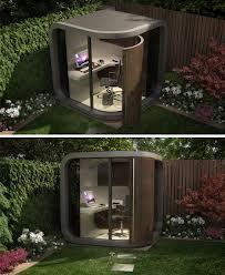 .esterni ufficio in giardino