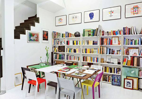 libri design interni with libri design interni libreria