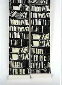 zWallpaper Falso Bookshelf è stato creato da Deborah Bowness2