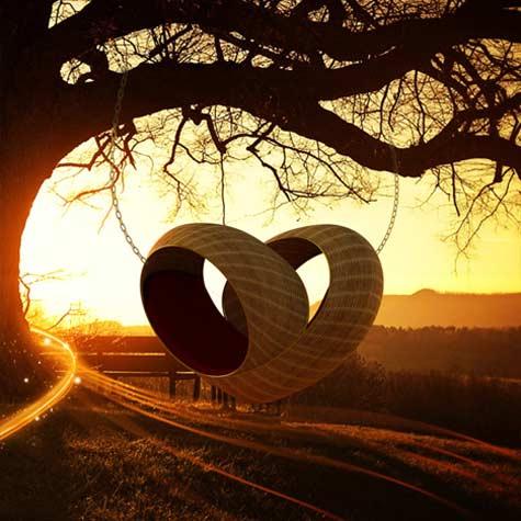 Mua è un mobile dove l'amore accade
