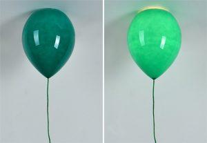.amaaon palloncino lampada vari colori