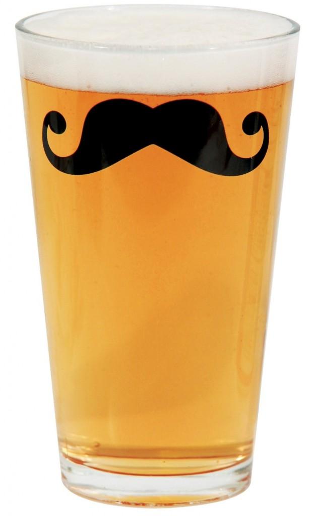 .amazon di Gentlemen's Club - Bicchiere con baffi i bicchieri da birra con i baffi