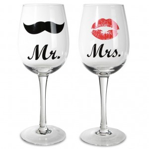 .amazon set bicchieri vino bocca e baffi