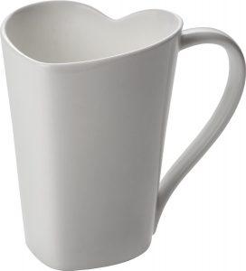 .amazon tazza a forma di cuore di Alessi