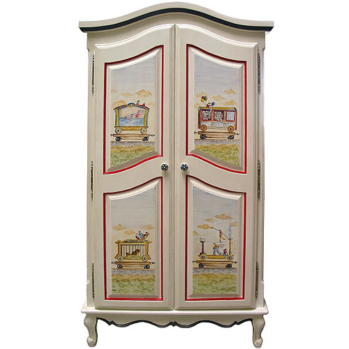 vintage circus armoire 5.280,00$