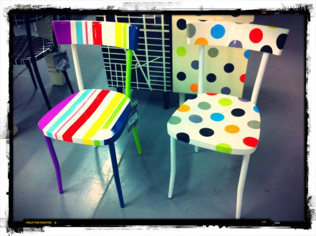 zcomplementi sedie seletti solo 600€ ma possiamo farle da soli