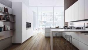 Eurocucina 2014 snaidero presenta una nuova cucina domotica