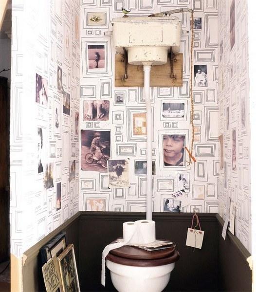 bagno toilette-originale