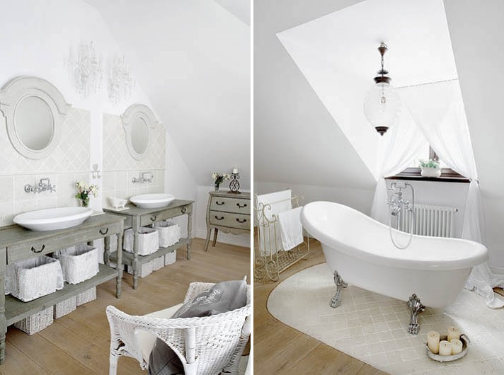 Vasca Da Bagno Piccola In Ceramica : Con poche mosse il bagno si rinnova architettura e design a roma