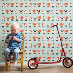 .amazon Ferm Living Marionette Wallpaper