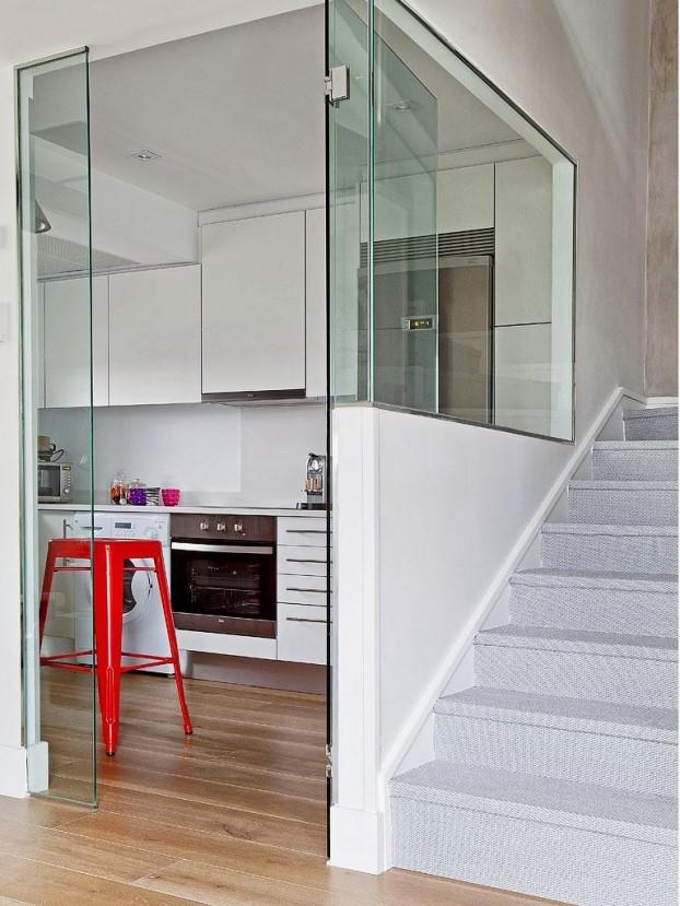 architettura feminine-cozy-small-loft-12-622x829