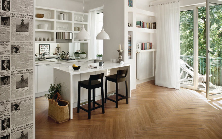 cucina a vista, cucina da esibire - architettura e design a roma - Design Soggiorno Angolo Cottura