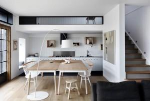 Cucina a vista cucina da esibire architettura e design a roma