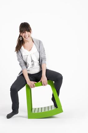 design dondolo design sedia Krakkmedmiavenstre
