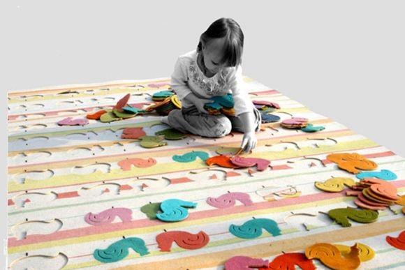 design tappeti componibili youlka design galli