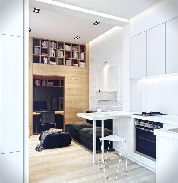 interno piccoli spazi