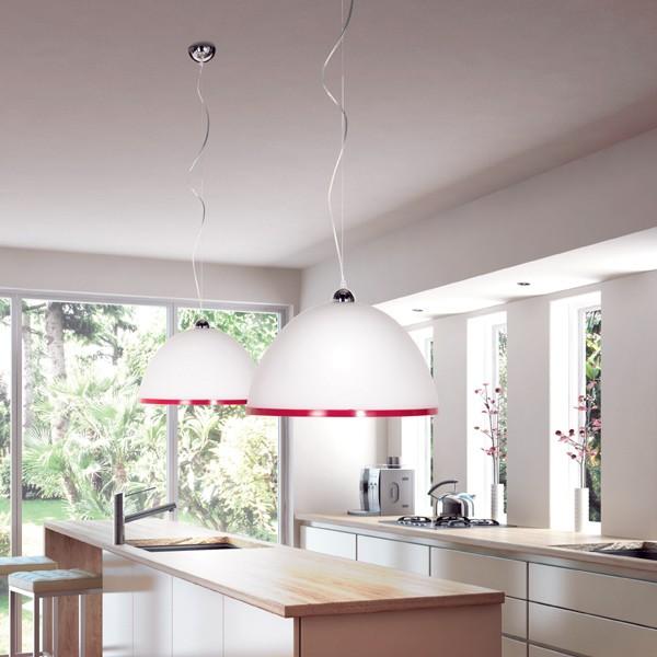 lampada sospensione cucina