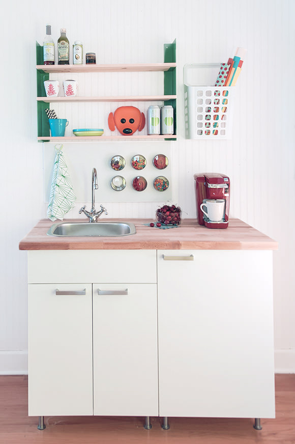 mini diy-ikea-kitchen