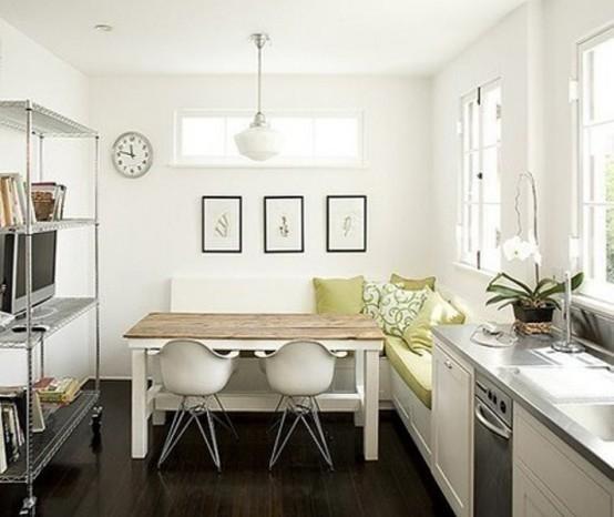 panca cucina mini scaffale industriale divano panca