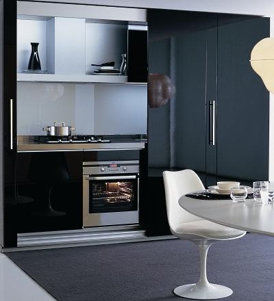 Cucina a vista, cucina da esibire - Architettura e design a Roma